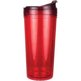 Jewel Niagara Tumbler with Flip Lid for Marketing