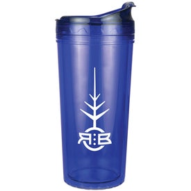 Branded Jewel Niagara Tumbler with Flip Lid