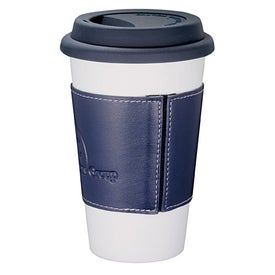Double Wall Ceramic Tumbler for Your Organization