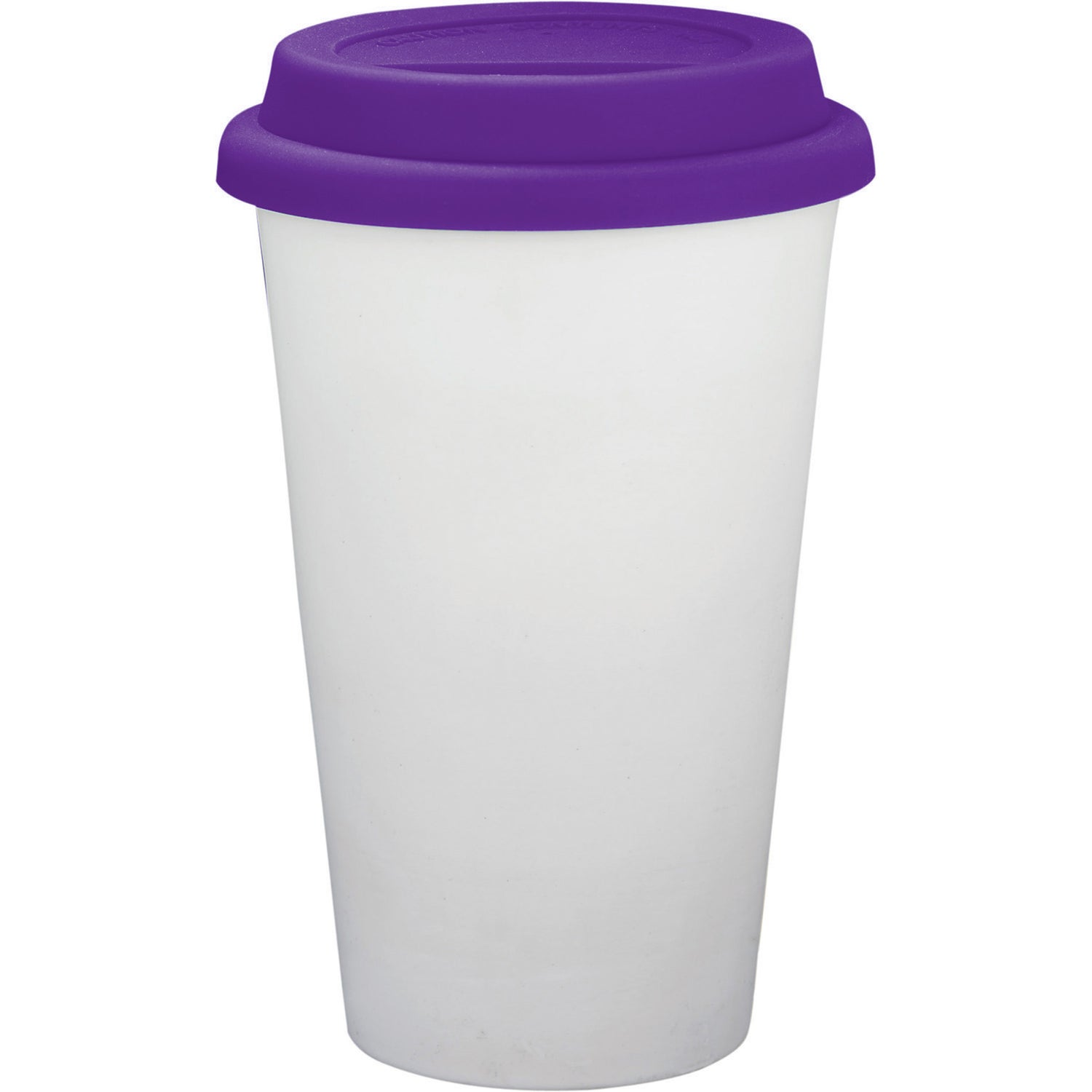 Double Wall Ceramic Tumbler 11 Oz Promotional Travel Mugs
