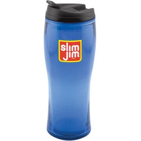 Double Wall Travel Mug Branded with Your Logo