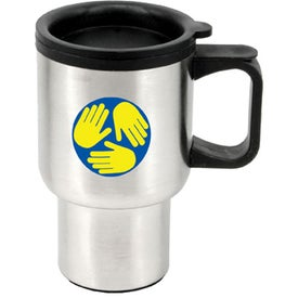 Double Wall Insulated Mug (16 Oz.)