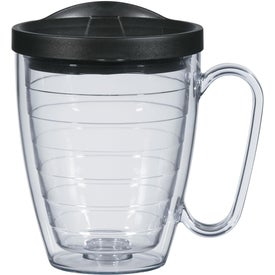Double Wall Mug With Handle for Customization