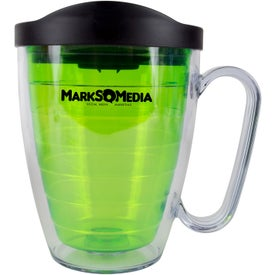 Double Wall Mugs with Handles with Your Logo