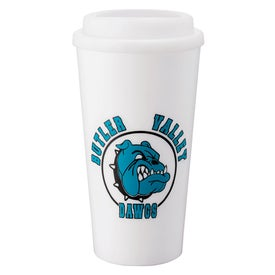 Double Wall Plastic Tumblers (16 Oz.)