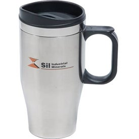 Double Wall Stainless Steel Travel Mug for Your Organization