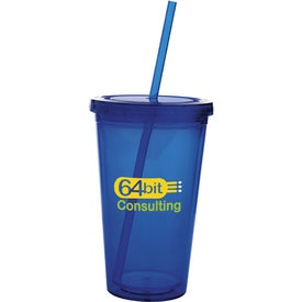 Double Wall Acrylic Tumbler for Marketing