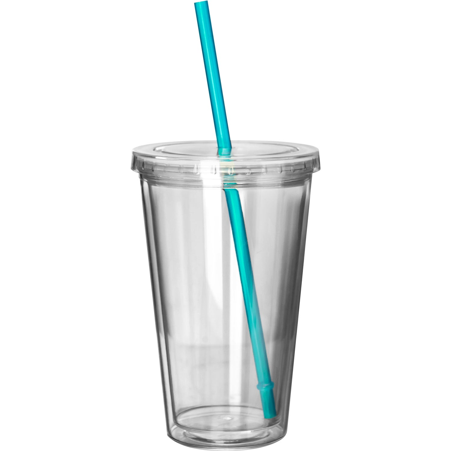 Click Here To Order 16 Oz Double Wall Acrylic Tumbler With Straws Printed Your Logo For 3 35 Ea