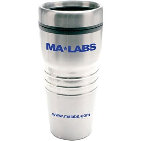 Branded Double Wall Insulated Travel Tumblers