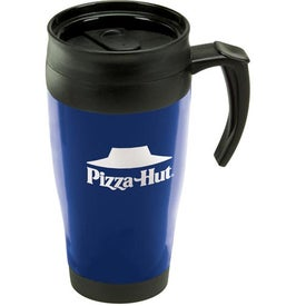 Double Wall Insulated Travel Mug (16 Oz.)