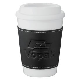 Promotional Double Wall Plastic Tumbler Wrap