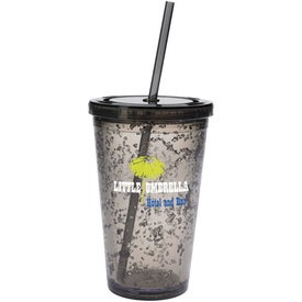 Custom Double Wall Tumbler with Cooling Gel