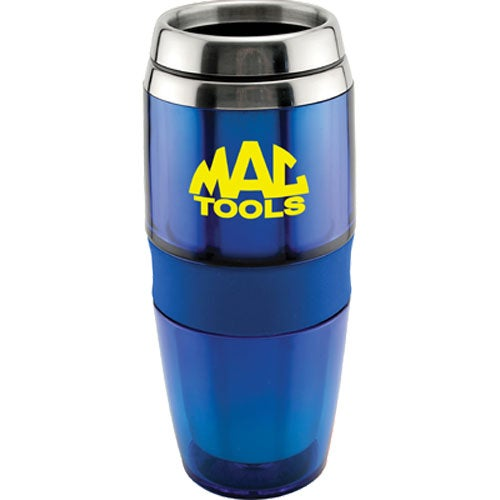 Blue Double Wall Insulated Tumbler