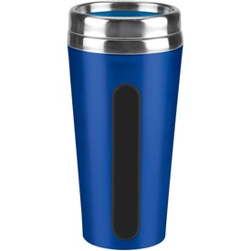 Dual Grip Travel Tumbler for Your Company