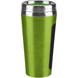 Dual Grip Travel Tumbler Printed with Your Logo