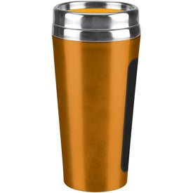 Dual Grip Travel Tumbler for Promotion
