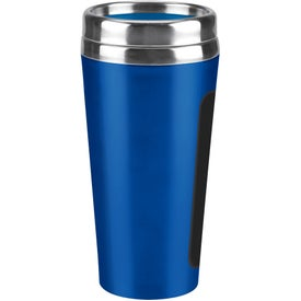 Dual Grip Travel Tumbler (15 Oz.)