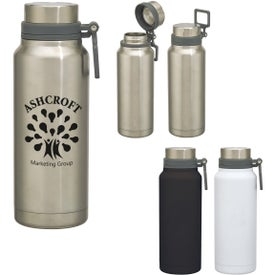 Easton Stainless Steel Growler (40 Oz.)