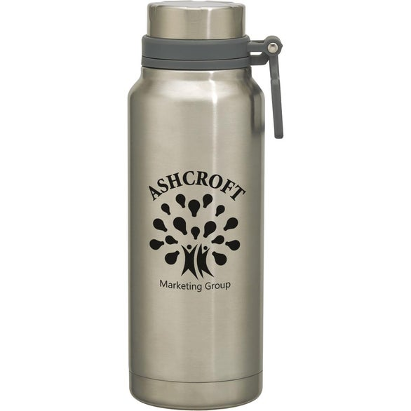Silver Easton Stainless Steel Growler
