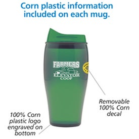 Eco-Logic Tumbler for Promotion