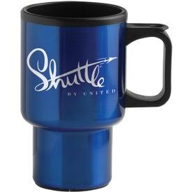Printed Economy Stainless Steel Mug