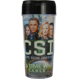 Elite Insert Tumbler with Slide and Sipp Lid with Your Logo