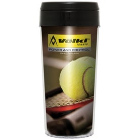 Elite Insert Tumbler with Slide and Sipp Lid (16 Oz.)