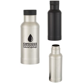 Endeavor Stainless Steel Growler (64 Oz.)