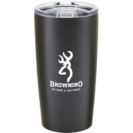 Everest Stainless Steel Insulated Tumbler (20 Oz.)