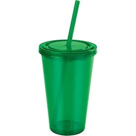 Everyday Plastic Cup Tumbler Imprinted with Your Logo
