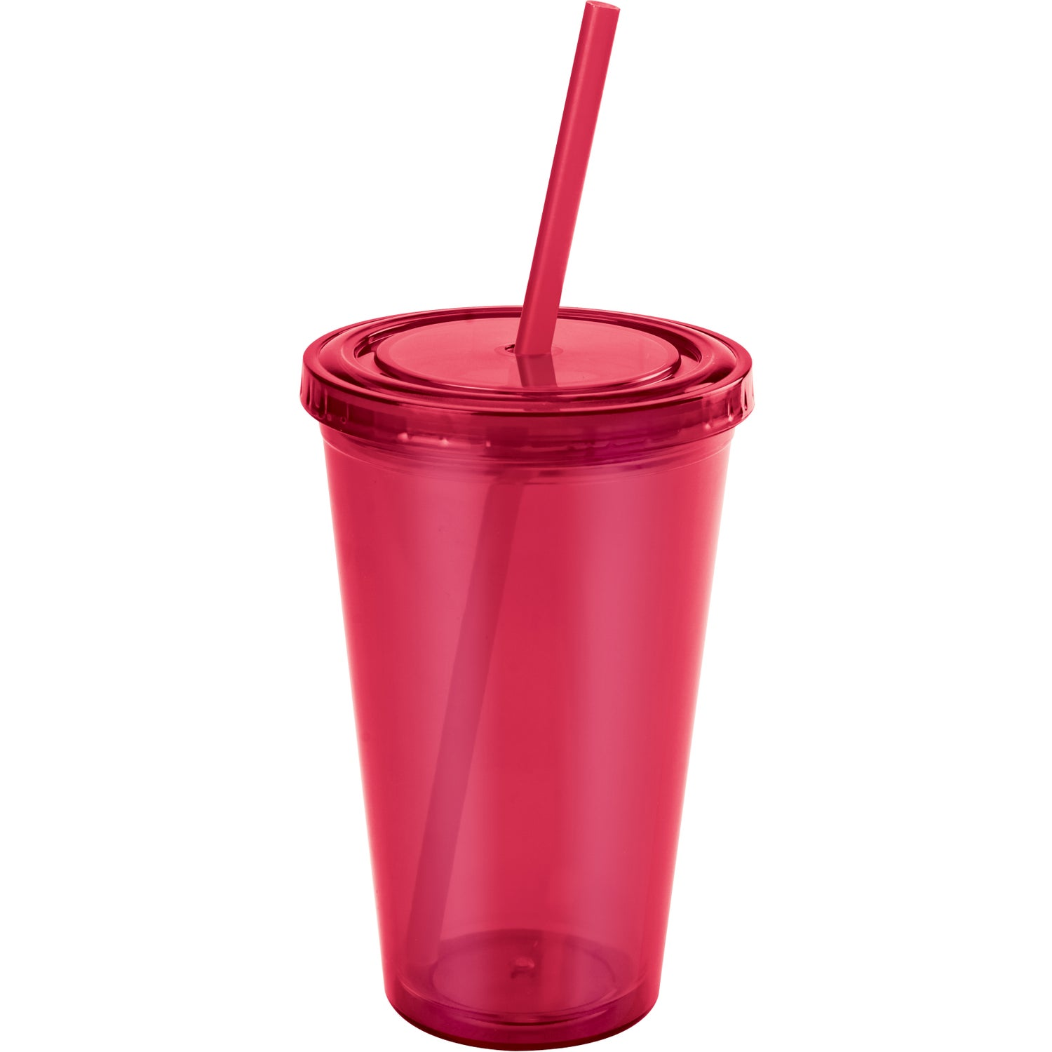 Everyday Plastic Cup Tumbler 16 Oz Logo Drinkware And