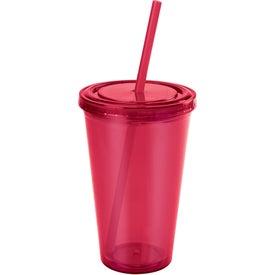 Logo Everyday Plastic Cup Tumbler