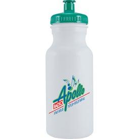 Monogrammed Evolve Fitness Bottle