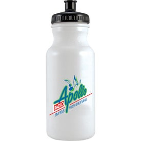 Logo Evolve Fitness Bottle
