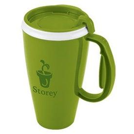 Evolve Journey Mug with Your Slogan