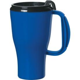Customizable Evolve Omega Mug Imprinted with Your Logo