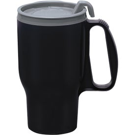 Evolve Traveler Mug Printed with Your Logo
