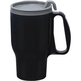 Evolve Traveler Mug Printed with Your Logo