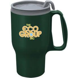 Evolve Traveler Mug for Marketing
