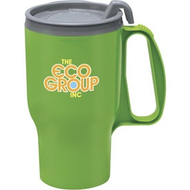 Printed Evolve Traveler Mug