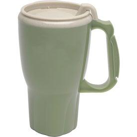 Imprinted Evolve Twister Mug