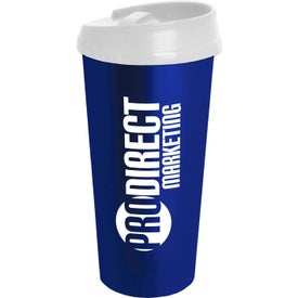 Explorer Metalike Tumbler with Auto Sip Lid