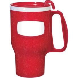 Extreme Travel Mug Imprinted with Your Logo