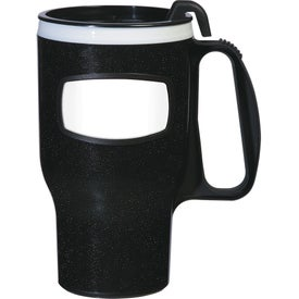 Extreme Travel Mug with Your Slogan
