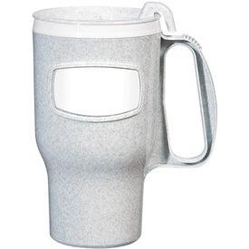 Monogrammed Extreme Travel Mug