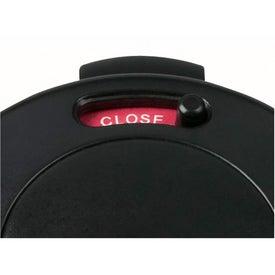 Customized Figaroa Steel Pump Carafe