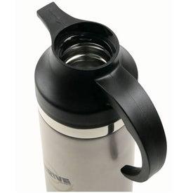 Figaroa Steel Pump Carafe