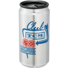 Imprinted Fizz Stainless Tumbler