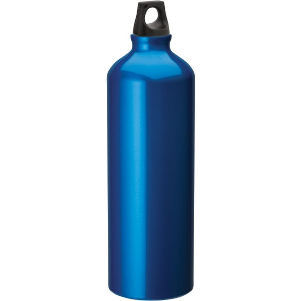 Blue Flask with Twist Top