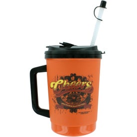 Flip Sip Mugs with Lid & Straw for Your Church